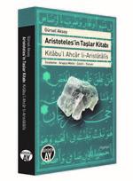 Aristoteles'in Taşlar Kitabı-Kitabu'l Ahcar li-Aristatalis