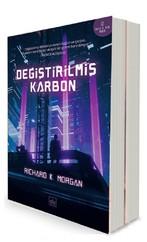 Richard K. Morgan Seti-2 Kitap Takım
