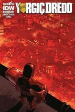 Yargıç Dredd Sayı 8 Kapak A-Çizgi Roman Dergisi