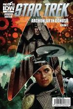 Star Trek Sayı 10 Bölüm 2-Çizgi Roman Dergisi