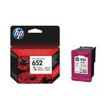 HP F6V24AE (652) Üç Renkli Mürekkep Kartuşu