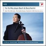 Yo-Yo Ma Plays Bach & Boccherini (6CD)