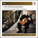 John Williams Plays Bach (4CD)