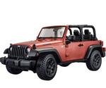 Maisto-1/18 Jeep Wrangler Topless 31610