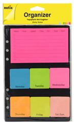 Notix Organizer 3 Neon
