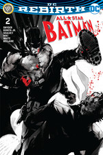 DC Rebirth-All Star Batman Sayı 2