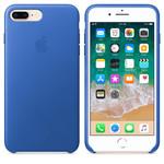 iPhone 8 Plus / 7 Plus için Deri Kılıf - Elektrik Mavisi MRG92ZM/A