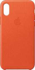 Apple iPhoneX DeriKılıf - Turuncu MRGK2ZM/A