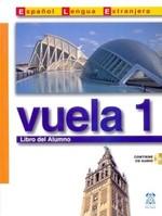 Vuela 1 Libro Del Alumno A1+CD (İspanyolca Temel Seviye Ders Kitabı+CD)