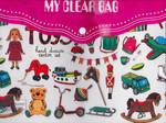Vin.Lab.Çıt Çıt Dosya My Clear Bag