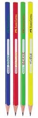 Faber Castell Kurşun Kalem Üçgen 2B