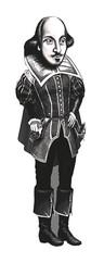 Aylak Adam Hobi-William Shakespeare Ayraç