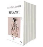 Jean Paul Sartre Seti-8 Kitap Takım