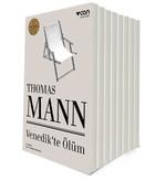 Thomas Mann Seti-9 Kitap Takım