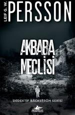 Akbaba Meclisi-Dedektif Backstrom Serisi 1