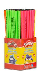 Play Doh Kurşun Kalem Neon Üçgen
