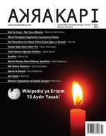 Arka Kapı Dergisi Sayı 3