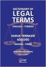 Hukuk Terimleri Sözlüğü-İngilizce Türkçe