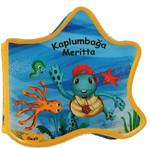 Kaplumbağa Meritta-Plaj ve Banyo Kitabı