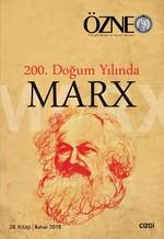 Özne 28.Kitap-Marx
