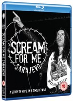 Scream For Me Sarajevo Blu-ray