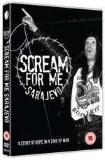 Scream For Me Sarajevo Dvd