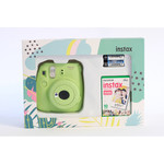 Fuji Instax 9 Box(Mini),Lim Green FOTSI00082