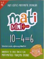 Mati Oyna Okul Öncesi Sayılarla ve Matematikle Tanışma Oyunu