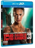 Tomb Raider 3D Blu-ray
