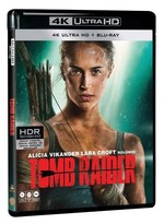 Tomb Raider 4K UHD Blu-ray
