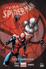 Yeni Amazing Spider-Man Cilt 4-Gece Vardiyası