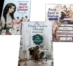 Hep Farklı Hikayeler-Küçük Aysel'in Günlüğü-3 Kitap Takım