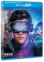 Ready Player One - Başlat: Ready, Player, One 3D Blu-ray