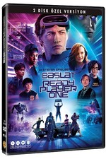 Ready Player One 2 Disc Special Edition - Başlat: Ready, Player, One 2 Disk Özel Versiyon