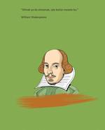 Salon Edebiyat Defteri William Shakespeare Ciltli Çizgisiz