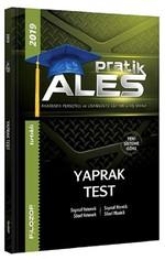 2019 ALES Pratik Yaprak Test