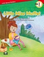 Little Miss Muffet-Level 1-Little Sprout Readers