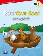 Row Your Boat-Level 1-Little Sprout Readers