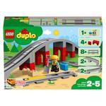 Lego-Duplo Tren Köprüsü ve Rayları 10872