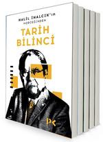 Halil İnalcık-İlber Ortaylı Tarih Seti-5 Kitap Takım