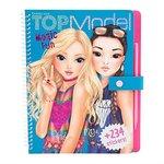 Top Model Magic Fun Boyama Kitabi 10015