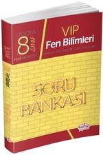 8.Sınıf VIP Fen Bilimleri Soru Bankası