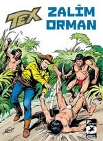 Tex Klasik Seri 42-Zalim Orman-Hainin Yüzü