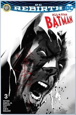 DC Rebirth-All Star Batman Sayı 3