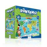Ca Games Eğitici Puzzle Dünyamız (5025)