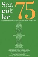 Sözcükler Dergisi Sayı 75