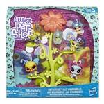 Littlest Pet Shop Süslü Kelebek Miniş Ailesi (E2159)