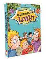 Levent-İlk Okuma Kitaplarım-10 Kitap Takım