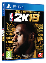 PS4 NBA 2K19 Special Edition