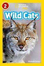 Wild Cats-National Geographic Readers 2